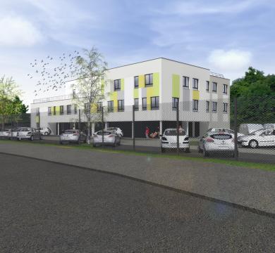 Conception-réalisation de 2 bâtiments tertiaires SNCF