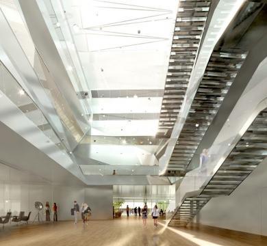 Centre Neurocampus à Bordeaux