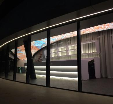 BRASSERIE ARENA - Construction & Patrimoine - FAYAT 9