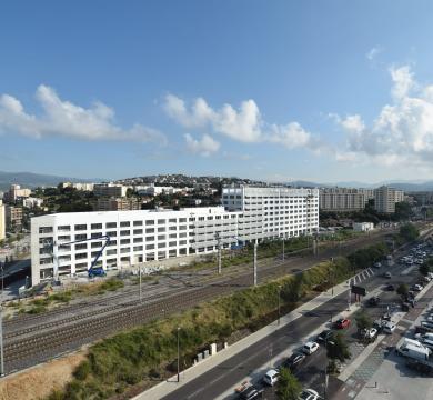 CONNEXIO, futur quartier d'affaires international de NICE