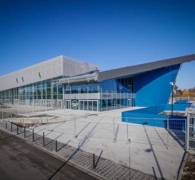 Centre aquatique de Valenciennes