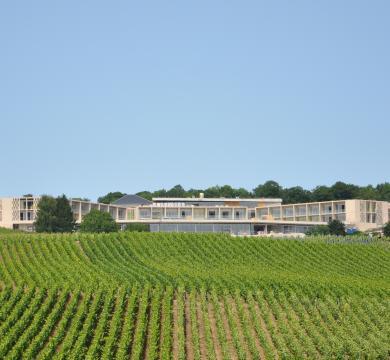 Hôtel royal à Champillon